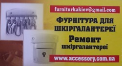 Кожгалантерейная фурнитура  Академгородок.