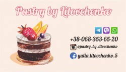 Изготовление тортов и капкейков на заказ