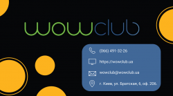 WoWClub - каталог компаний Киева