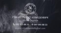 Карате для детей и взрослых Киев клуб Pegas-Club KIEV Karate