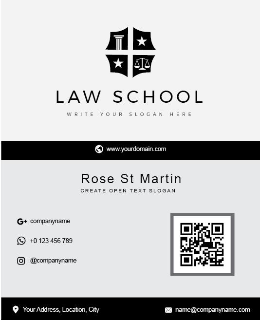 бесплатный шаблон визитки